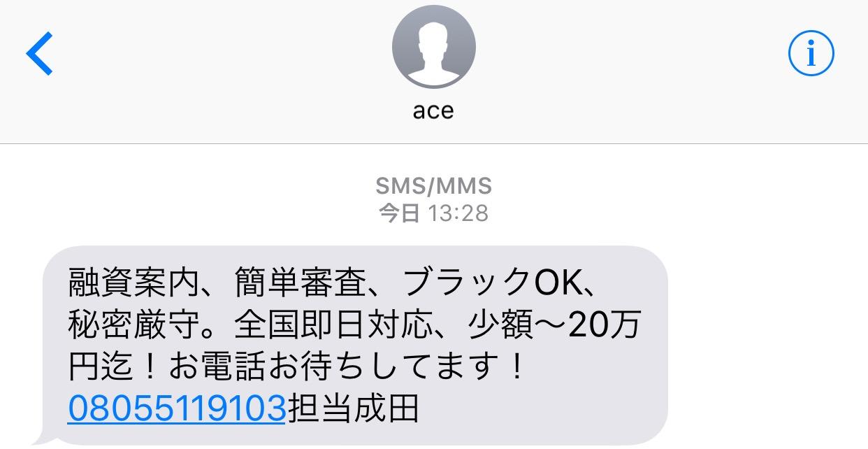 08055119103の成田からのメール画像